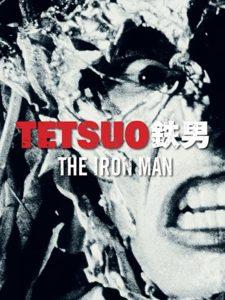 Tetsuo: The Iron Man poster